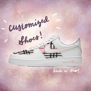 CUSTOM SHOES (made to order)